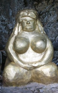Секрет Золотой бабы. Женские мифы Евразии