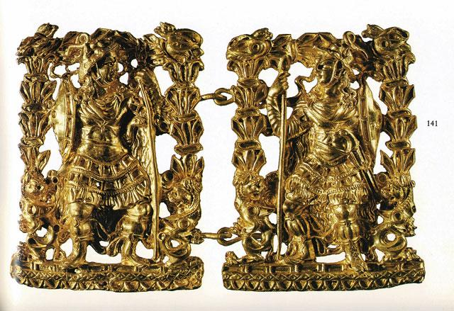 золото бактрии3