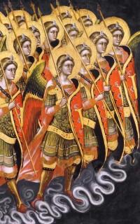 Ангелы в мифах народов Евразии