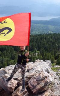 Сакральная точка на Южном Урале: Зюраткуль