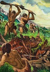 Последний закон Дарвина и смерть шерстистого носорога