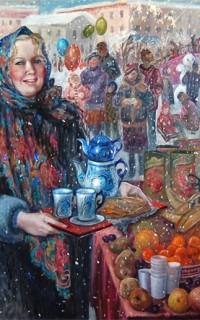 Русский праздник Навруз