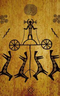 Памирская колесница